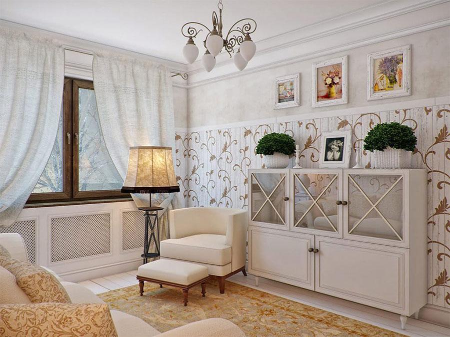 Прованс, если разумно использовать — отличный стиль для дома и квартиры