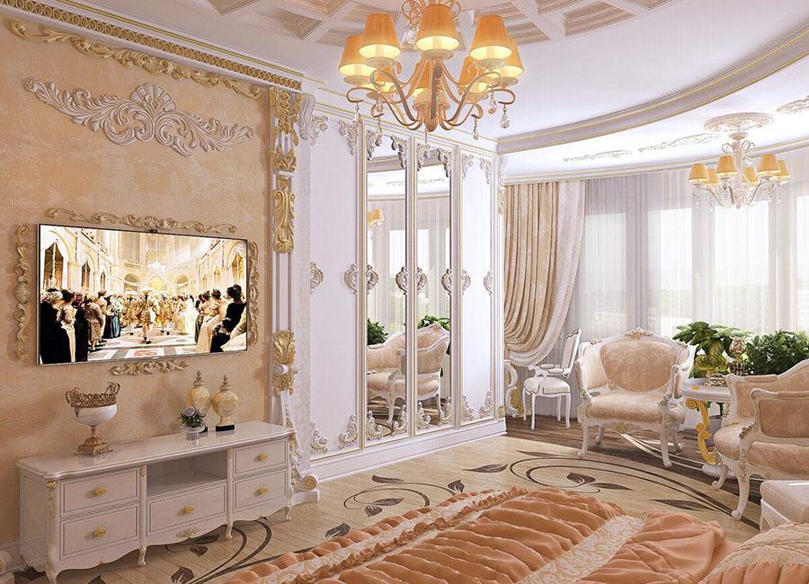 Стиль барокко — это стиль символизирующий силу