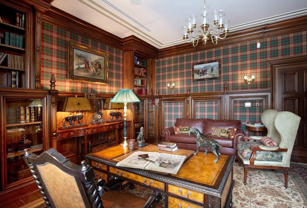 Викторианская версия английского стиля и стала самой популярной