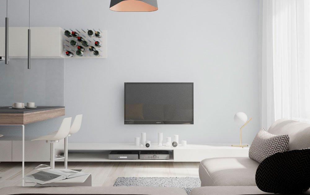 Идеальный стиль для малогабаритных квартир