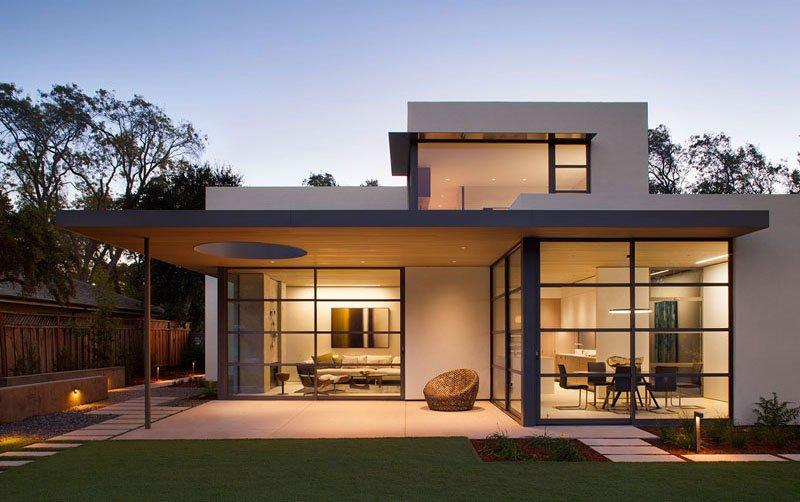 Минимализм – как архитектурный стиль