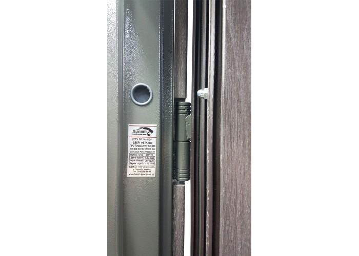 Дверь входная модель №517  4