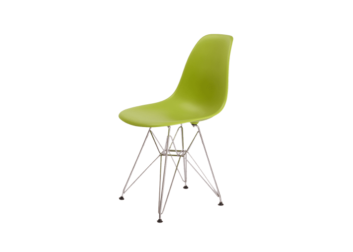 Стул Eames DSR Chair (зеленый)  1