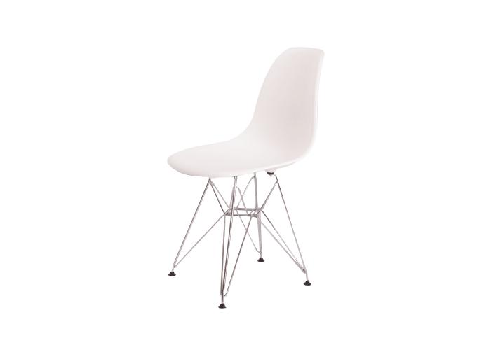Стул Eames DSR Chair (белый)  1