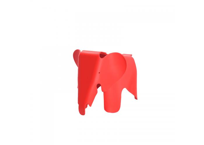 Стул детский Elephant Kids Chair (красный)  1
