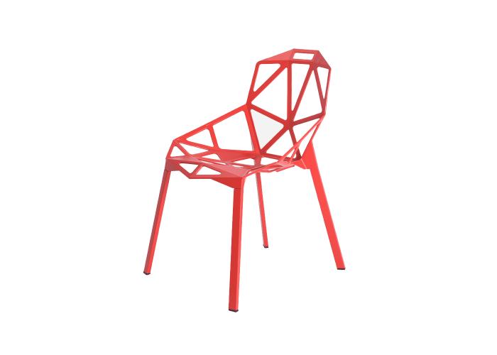 Стул Chair One (красный)  1
