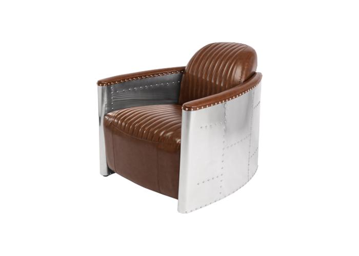 Кресло Tom Cat Aviator Chair (коричневый)  1