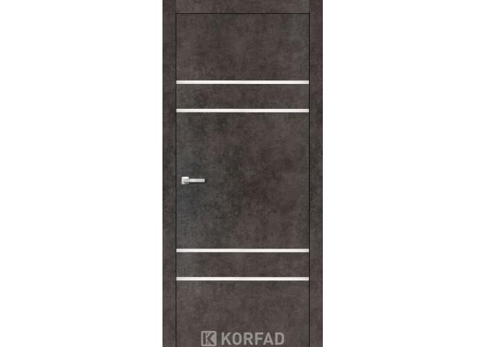 Двери Korfad ALUMINIUM LOFT PLATO ALP-04  4