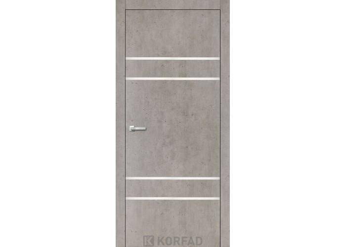Двери Korfad ALUMINIUM LOFT PLATO ALP-04  2
