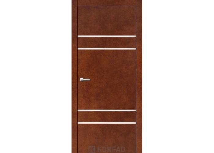 Двери Korfad ALUMINIUM LOFT PLATO ALP-04  1
