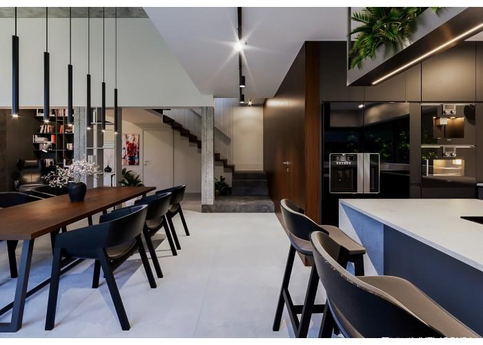 Кухня Nordic - мод. Modern Black  2