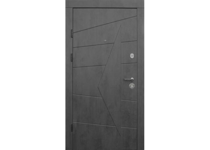 Дверь входная — Qdoors — мод. Акцент  1