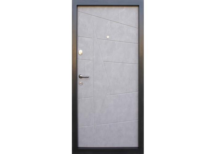 Дверь входная — Qdoors — мод. Акцент  2
