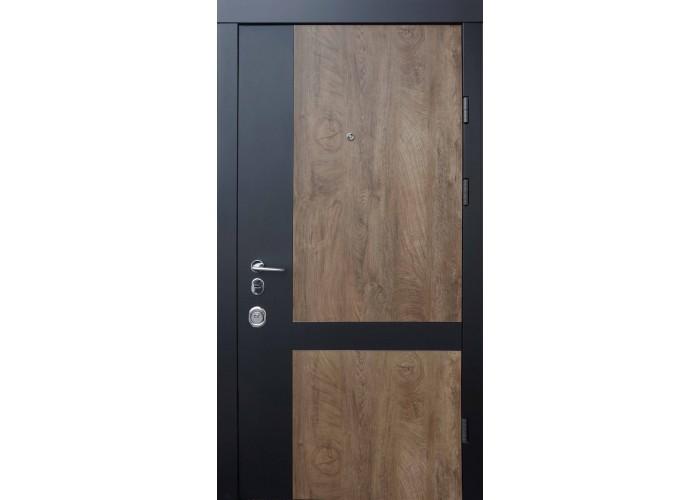 Дверь входная — Qdoors — мод. Франк - М  1