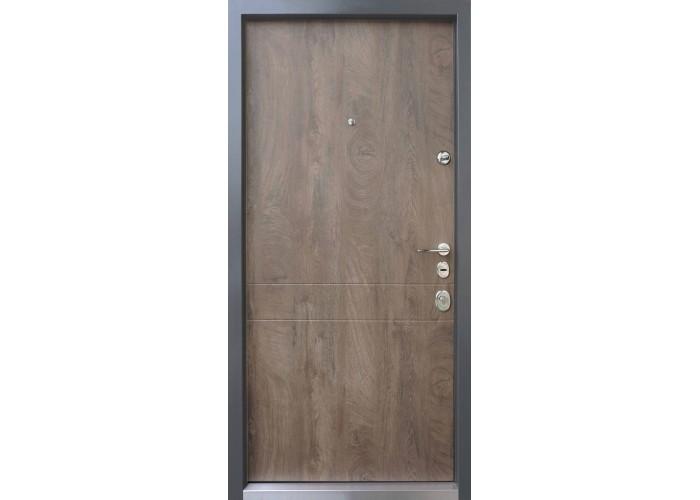 Дверь входная — Qdoors — мод. Франк - М  2