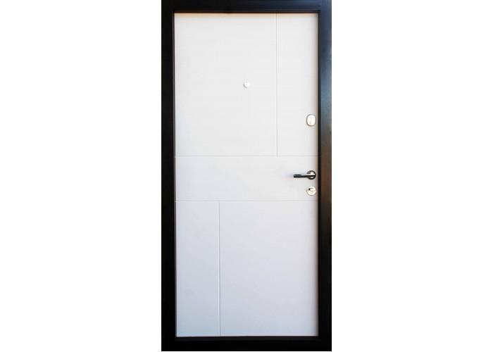 Дверь входная — Qdoors — мод. Стиль-М  2