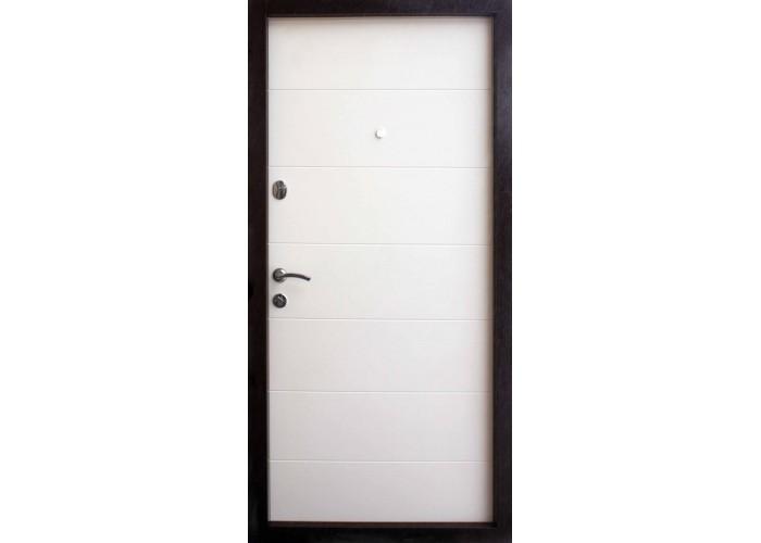Дверь входная — Qdoors — мод. Горизонталь  2