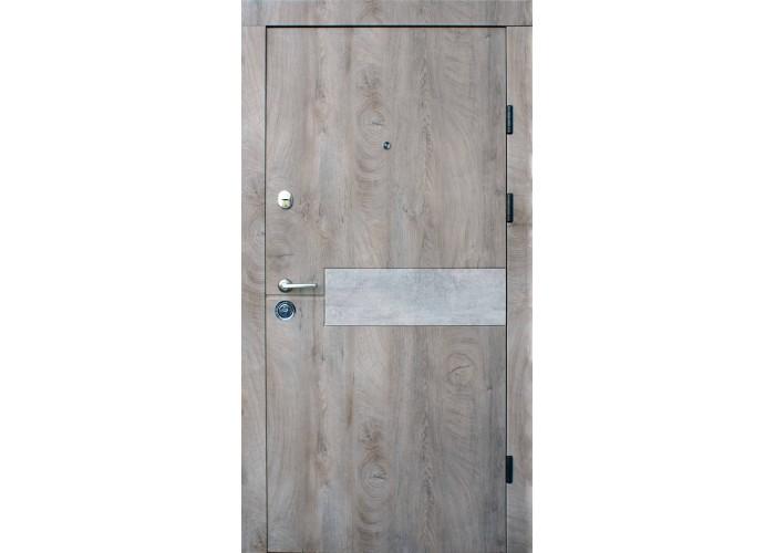 Дверь входная — Qdoors — мод. Сиена-М  1