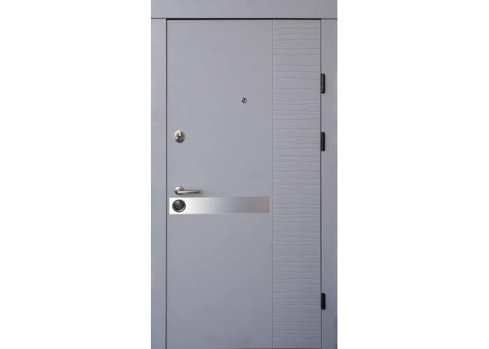 Дверь входная — Qdoors — мод. Делла-АL  1