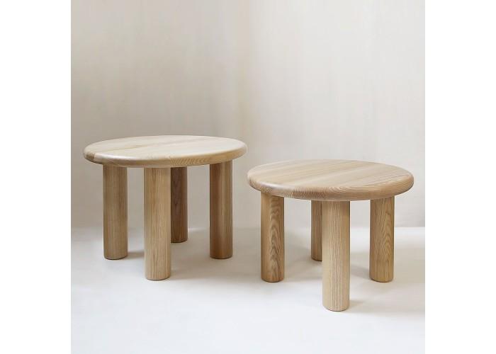 Журнальный столик Kruhlenʹkyy 4  3