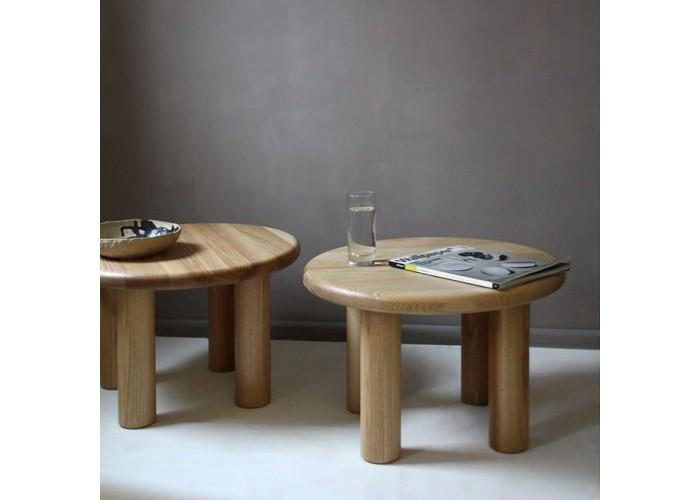 Журнальный столик Kruhlenʹkyy 4  4