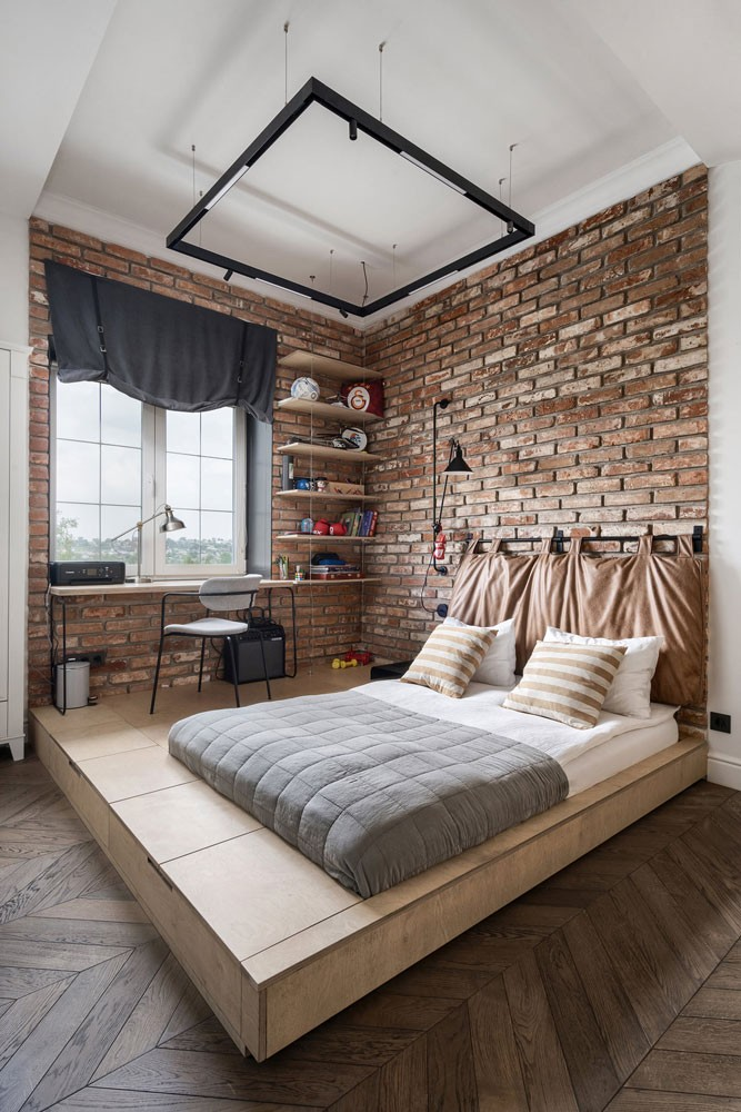 Дизайн спальни – 2251