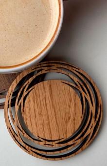 Подставка под кофе, заглавное фото
