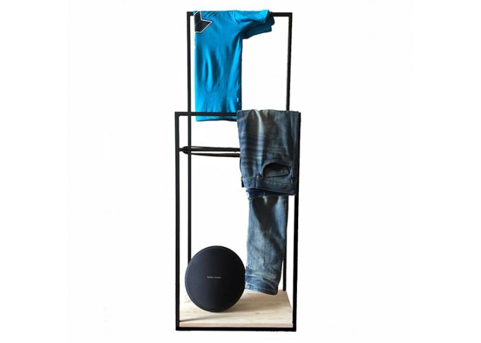 Прикроватная вешалка для одежды  6