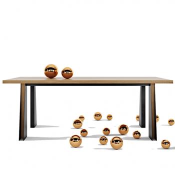 Стол обеденный Horizon 1800
