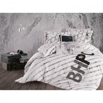 Комплект постельного белья Beverly Hills Polo Club - BHPC 016 Black евро