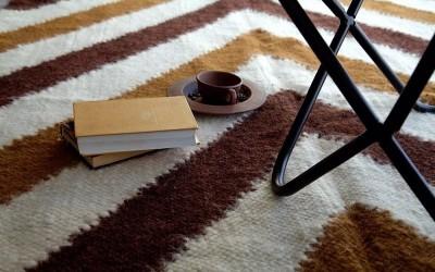 Этно ковры в современном дизайне