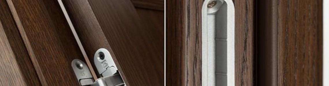 Основные виды дверных петель. Как правильно выбрать дверные петли для разных типов дверей