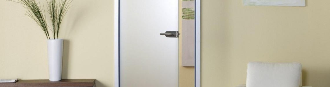 Виды стеклянных дверей и как выбрать стеклянные двери?