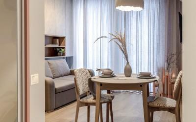 Дизайн однокомнатной квартиры: лучшие идеи