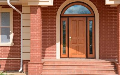 Как правильно выбрать входную дверь для дома