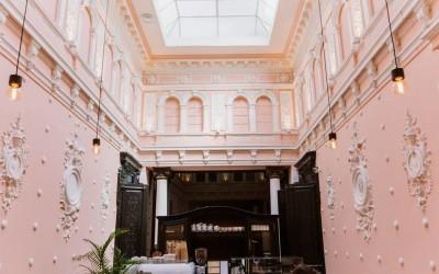 Интерьер одесского ресторана 4City попал в шорт-лист международного конкурса дизайна Restaurant & Bar Design Awards