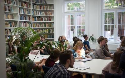 Создание современного пространства Urban библиотеки во Львове