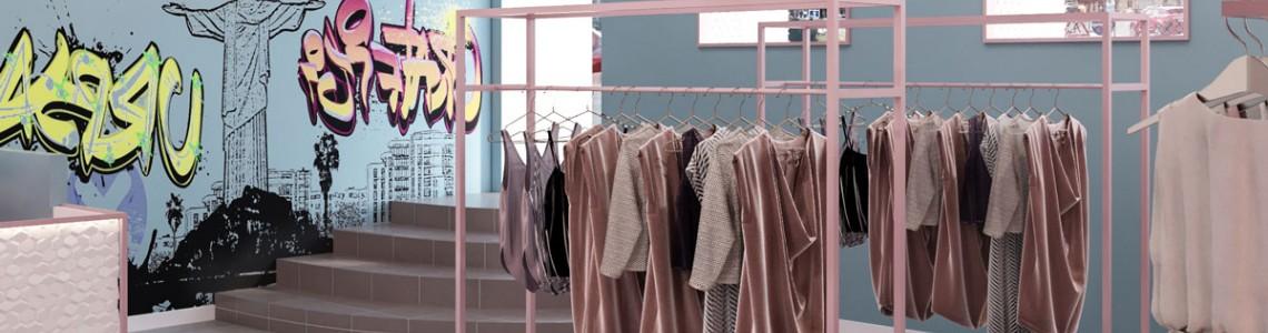 Проект недели: Cherry Land – брендовый салон женской одежды