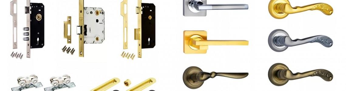 Фурнитура для дверей: основы правильного выбора