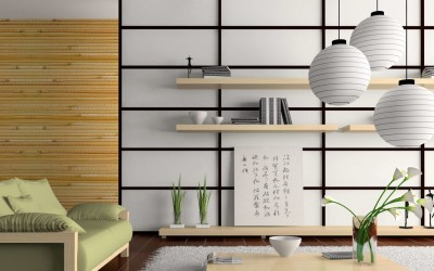 Интерьер в японском стиле: уникальная гармония минимализма и самобытной культуры