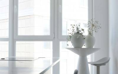 Нескучный минимализм: идеи кухонного дизайна
