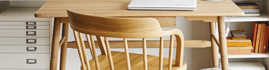 Не выходи из комнаты: интерьеры стильных рабочих пространств