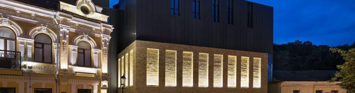 Реконструированный Театр на Подоле получил гран-при конкурса Ukrainian Urban Awards