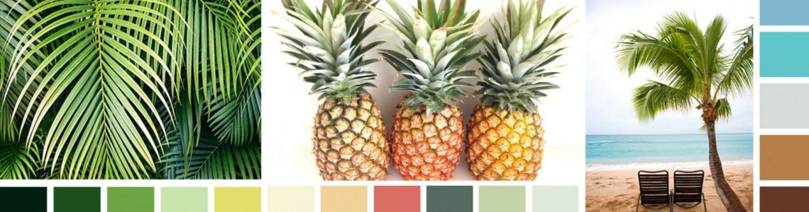 Гид по стилю: жизнерадостный тропический стиль – виток вдохновения накануне жаркого лета