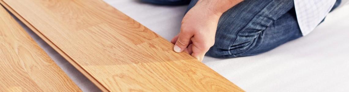 Укладка ламината своими руками: правила, рекомендации и обзор материалов