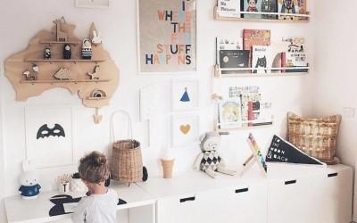 Возвращение в школу: как обустроить идеальное рабочее пространство для ребенка