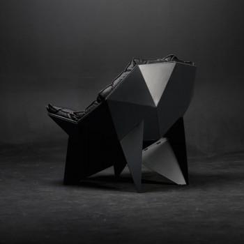 Кресло Q1 black