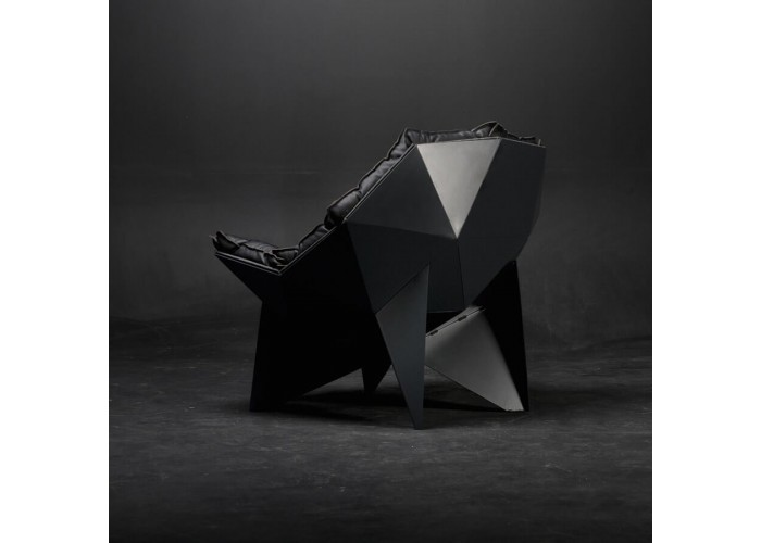 Кресло Q1 black  1