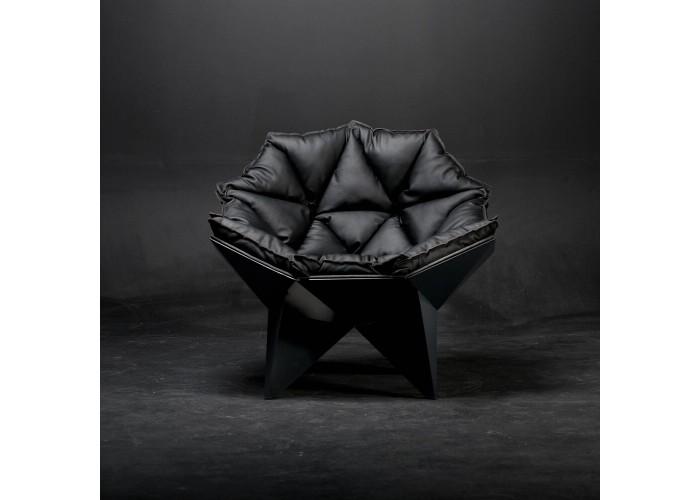 Кресло Q1 black  2