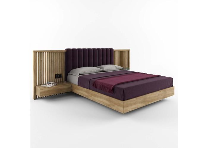 Двуспальная кровать – HBM-art – мод. Graf  1